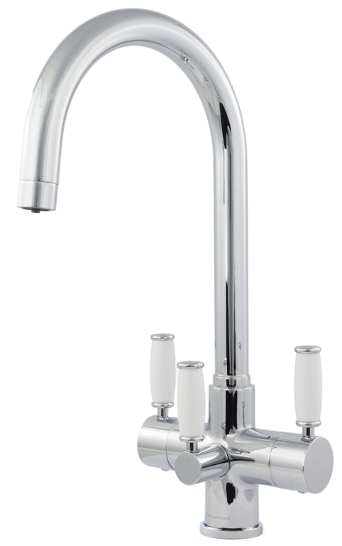 Acquapuro Florence 3-Lever 3-Way Tap