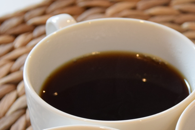 softer water makes softer coffee