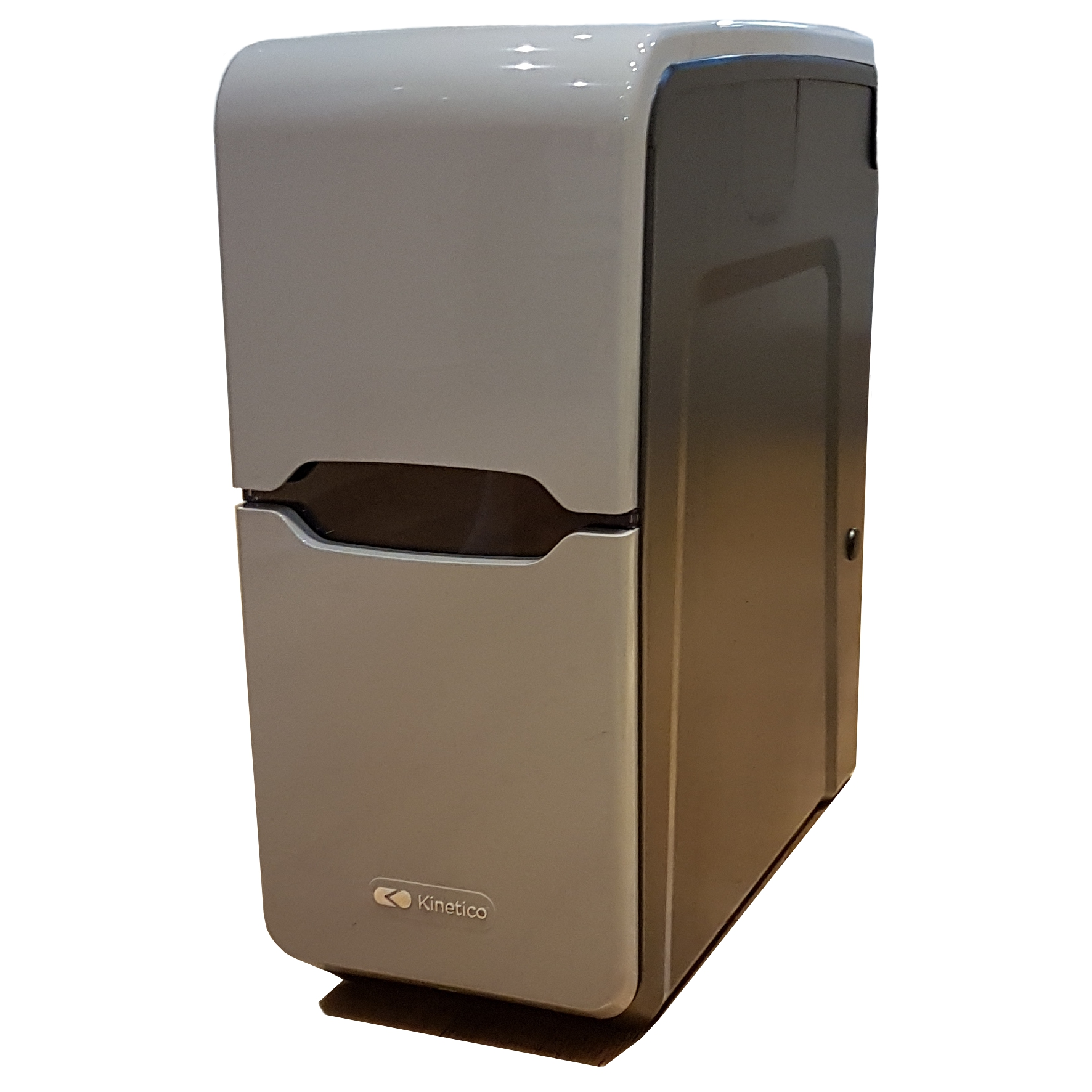 The Kinetico Premier water softener. Click for a quotation